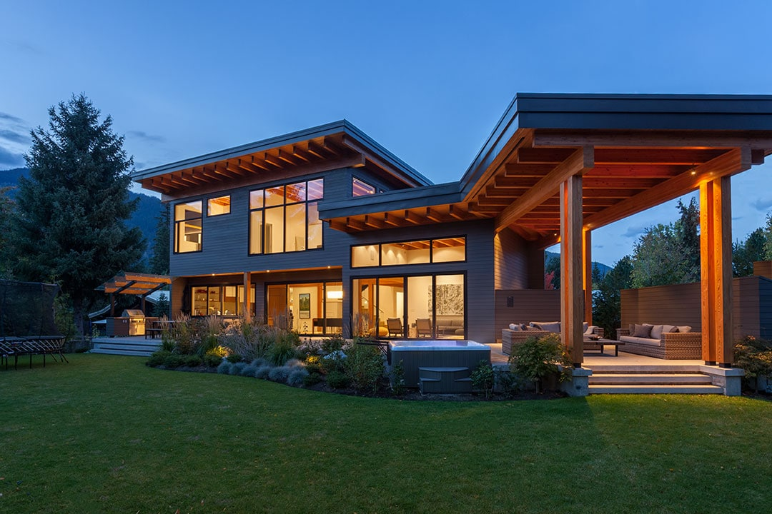 TM Builders Whistler New Home Construction